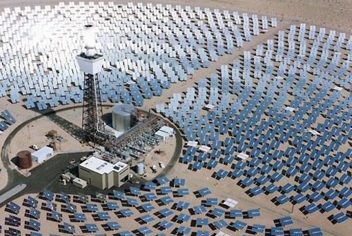Master Profesional en Energía Solar Termoeléctrica